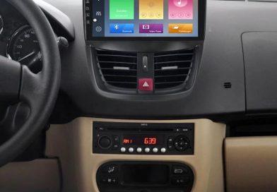 Comment effectuer les branchements d'un autoradio 207 android ?